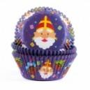 Baking cup Sinterklaas